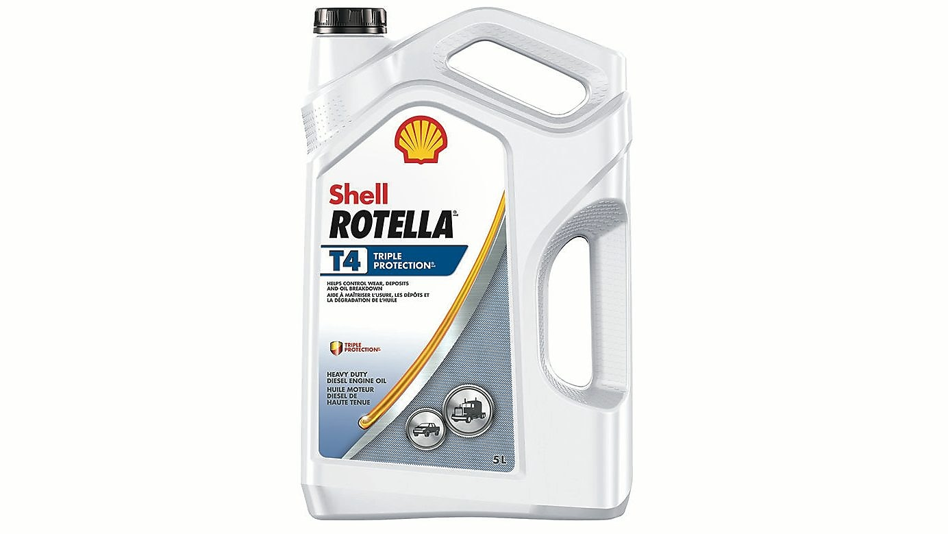 Shell Rotella T4 >> Shell Rotella® T4 Triple Protection Diesel Engine Oil ...