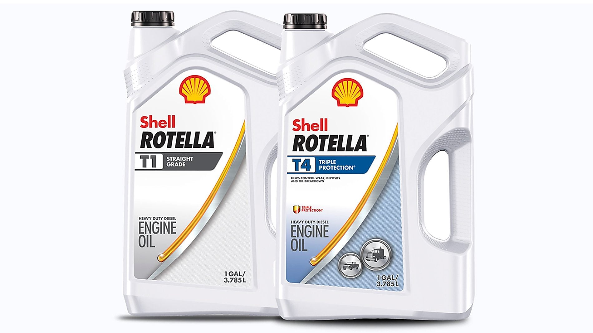 Shell Rotella T4 >> Conventional Oil Shell Rotella Shell Rotella