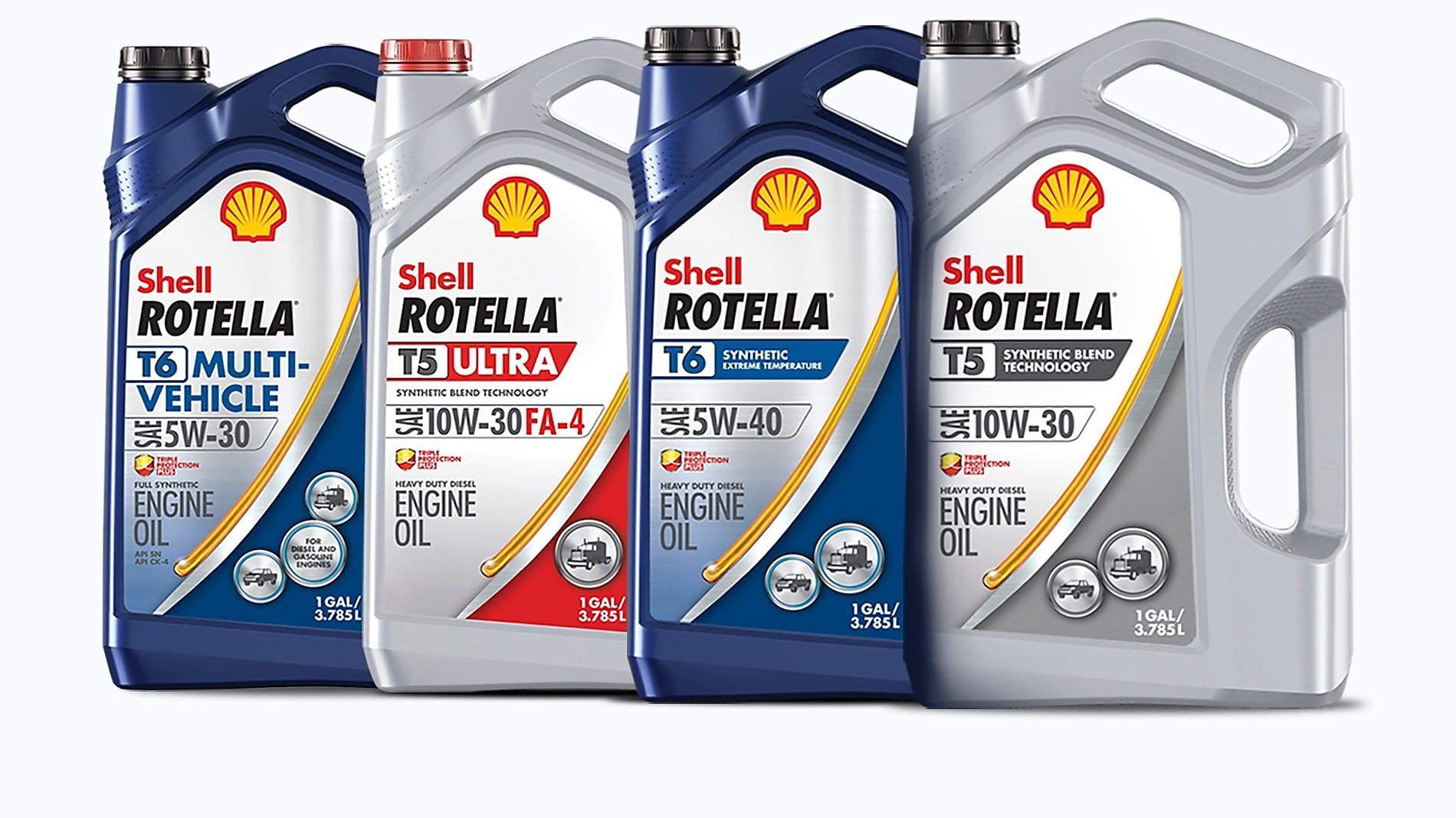 Shell Rotella T4 >> Full Synthetic and Synthetic Blend Oil Products | Shell ...