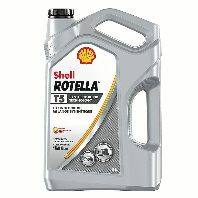 Shell Rotella T5